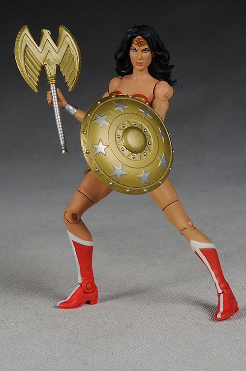 Mattel DC Universe Wonder Woman action figure