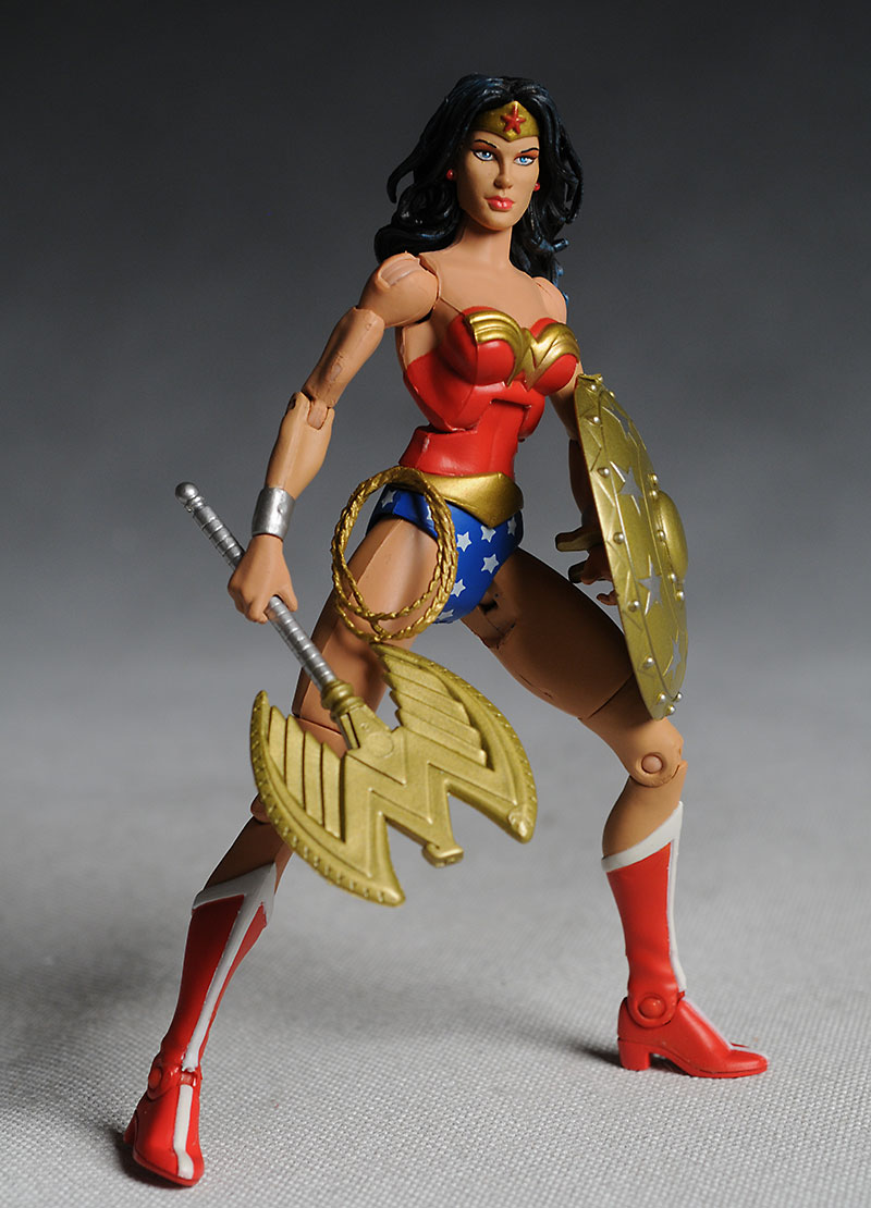 DC Universe Wonder Woman action figure by Mattel