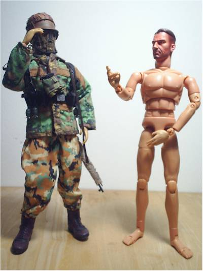 Wwii Helmut Thorvald Action Figure Another Toy Review By
