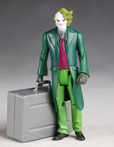 Dark Knight Joker action figure 5 inch from mattel
