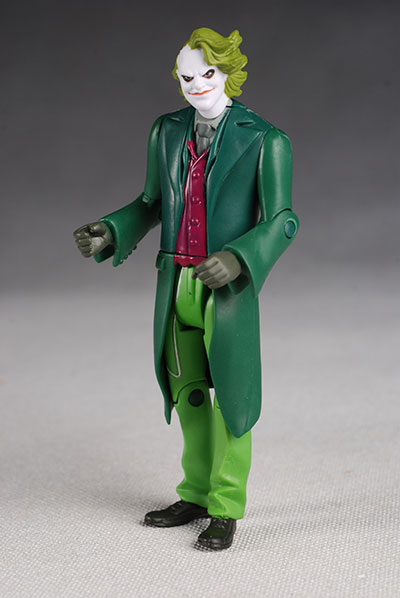 Dark Knight Joker action figure by Mattel
