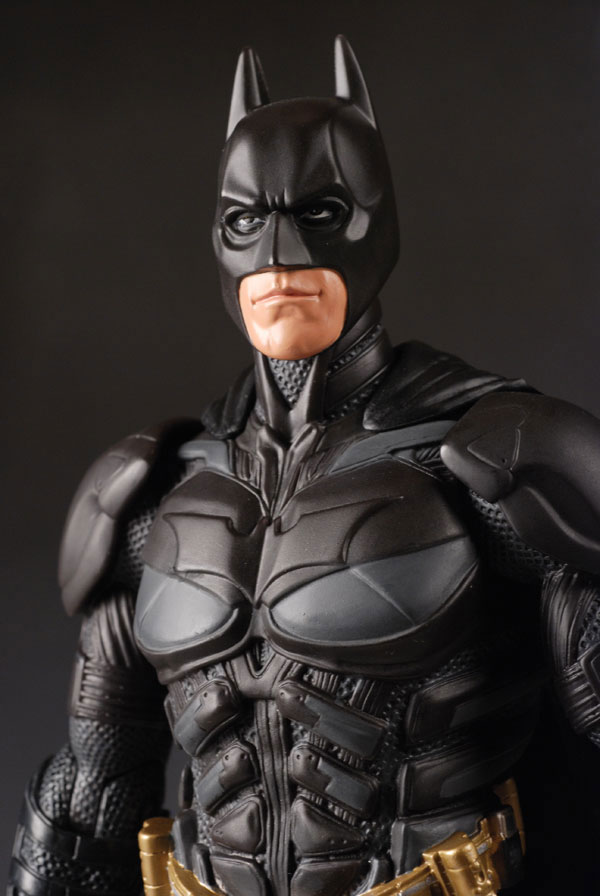 Dark Knight Batman 12 inch action figure by Mattel