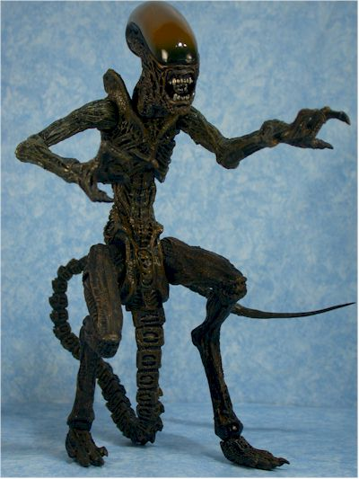 McFarlane Movie Maniacs 6 Alien 3 Dog Alien Action Figure