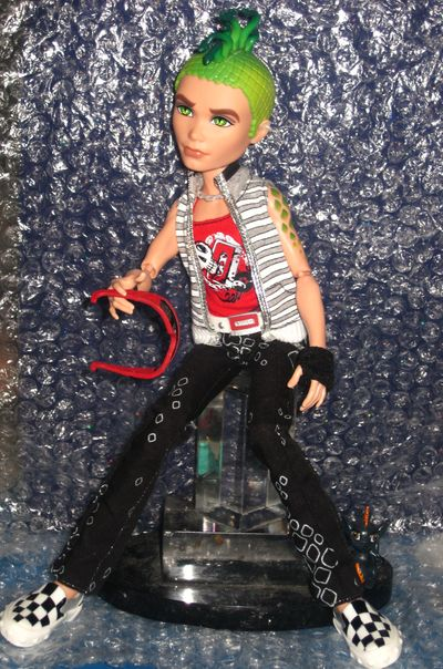 Monster High dolls by Mattel