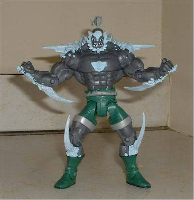 Dc Superheroes Doomsday Action Figure Another Toy Review By