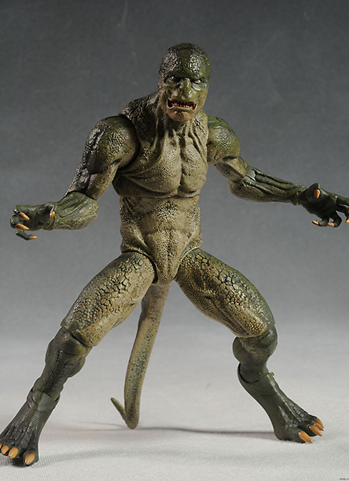 Amazing Spider-man Lizard action figure by Diamond Select Toys