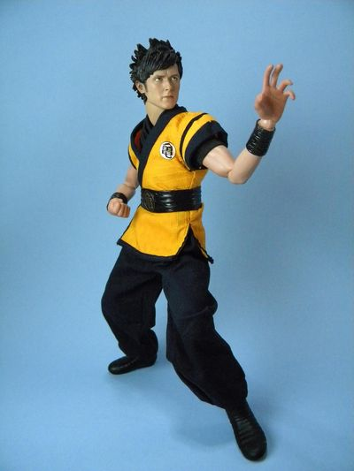 Dragonball Z Goku action figure by Enterbay