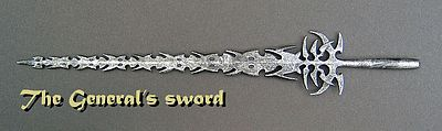 Enterbay sixth scale swords