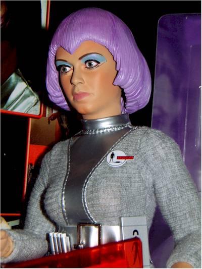 Gabrielle Drake - Lt. Gay Ellis - UFO   Gabrielle Drake
