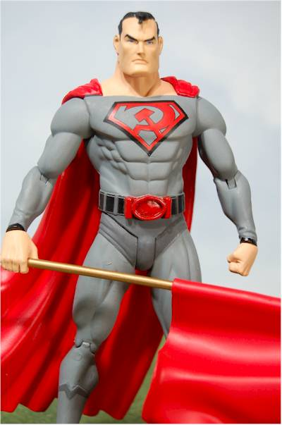 Batman Red Son Elseworlds action figu...