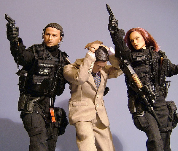 Women S Secret Toys : Secret service ert emergency response team sixth scale
