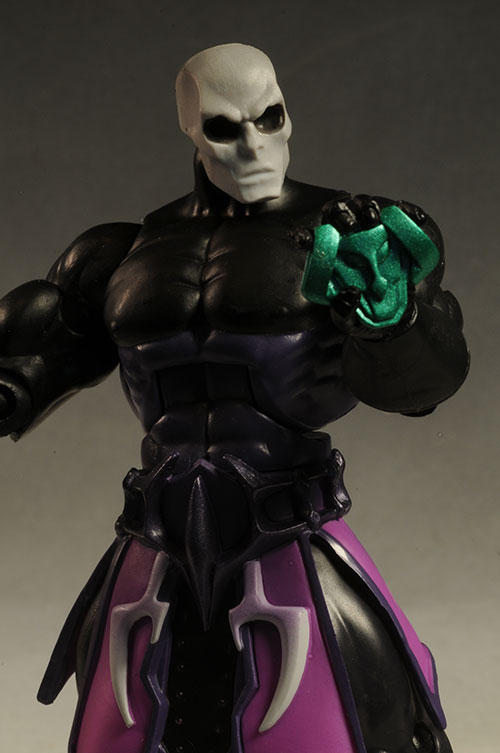 The Faceless One Masters of the Universe Classics MOTUC action figure by Mattel