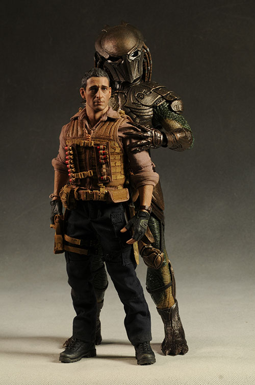 Falconer Predator Predators sixth scale action figure by Hot Toys