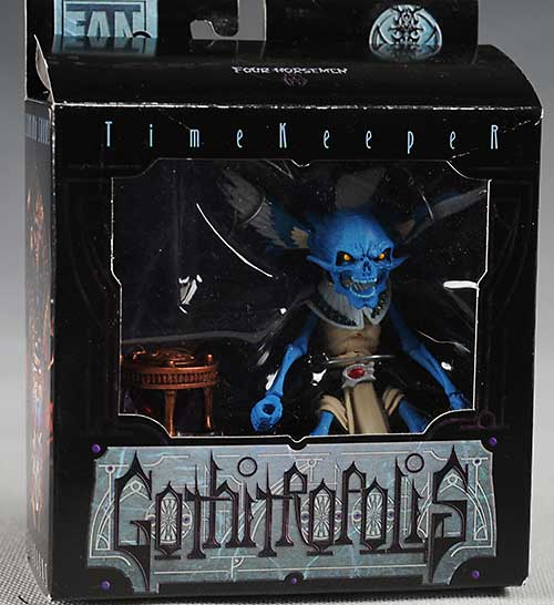Four Horsemen SDCC exclusive Timekeeper action figure