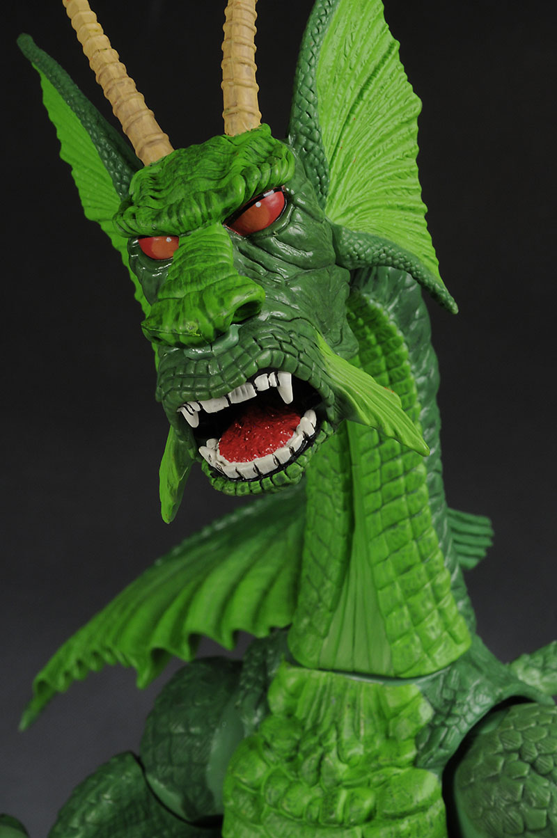 Marvel Legends Fin Fang Foom action figure