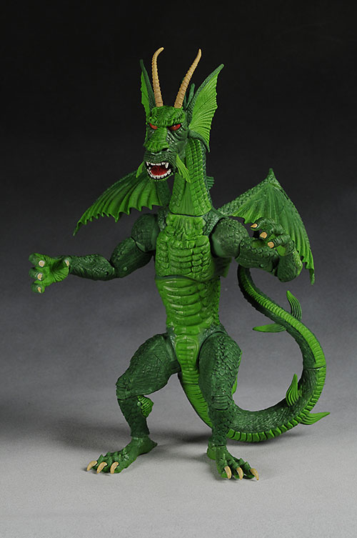 Marvel Legends Hulk wave Fin Fang Foom action figure