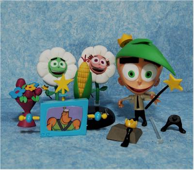 Fairly Odd Parents Now Shipping - Raving Toy Maniac - The ...  Fairly Oddparents Toys