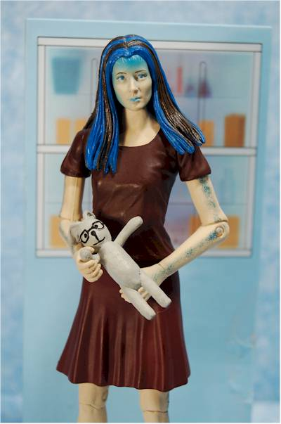 Angel Season 3 Fred, Illyria action figures - Another Toy ...