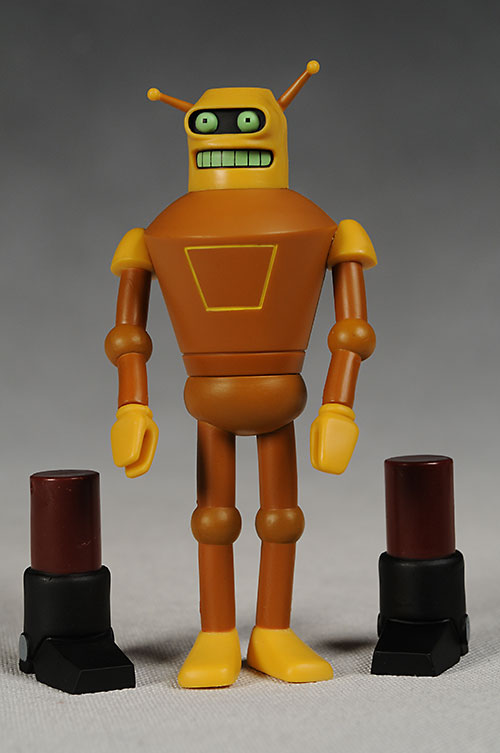 Futurama wave 5 action figure from Toynami