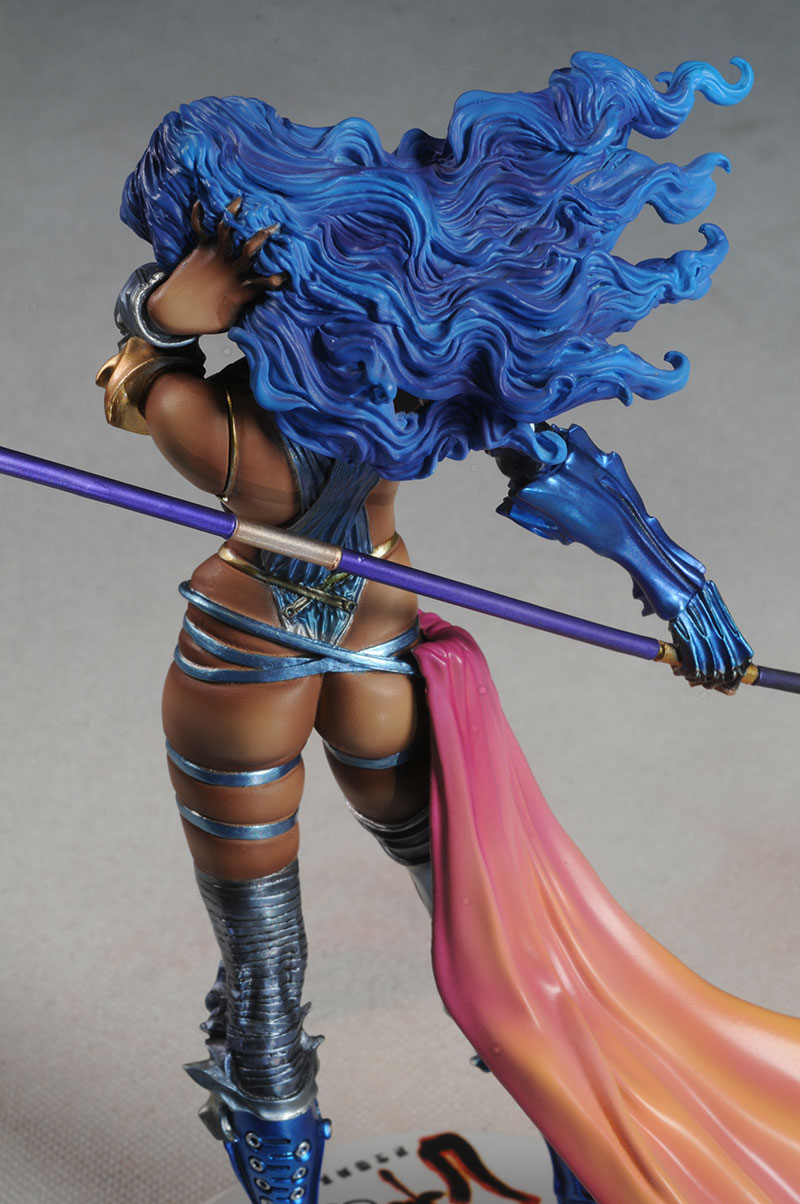 Januqua anime statue by Gathering