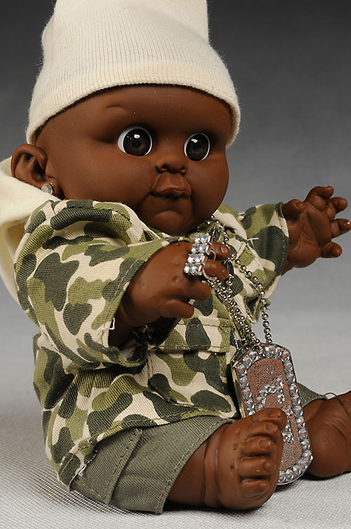Gangsta Babies from Mezco Toyz