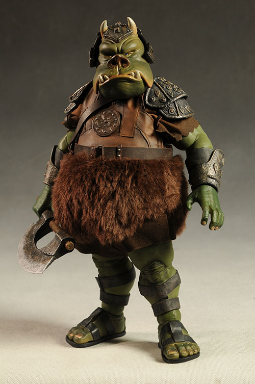 Gamorrean Guard Star Wars sixth scale action figure by Sideshow Collectibles