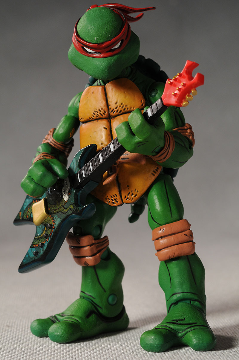 Teenage Mutant Ninja Turtles action figure from NECA