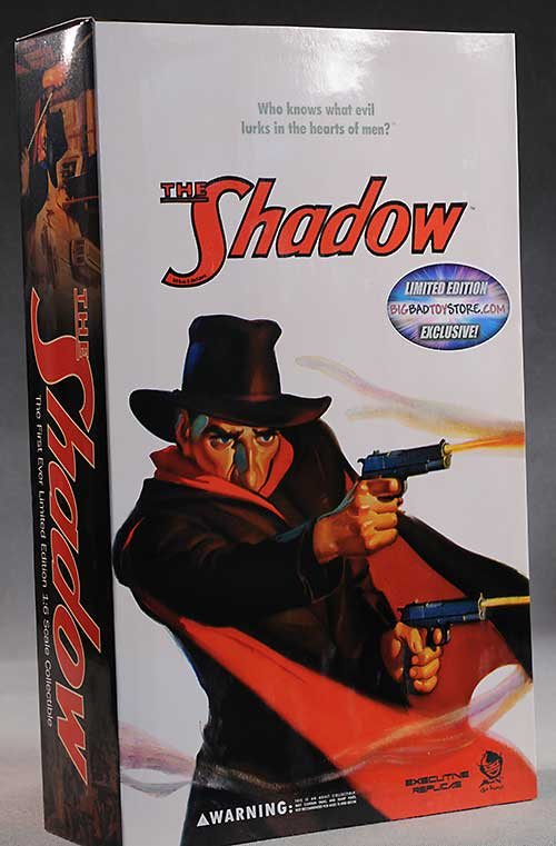 The Shadow sixth scale action figure by Go Hero