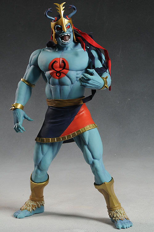Mega Mumm-ra Thundercats action figure by Mezco