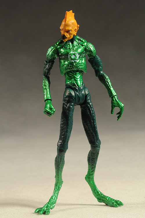 Green Lantern Movie Masters Tomar Re action figure by Mattel