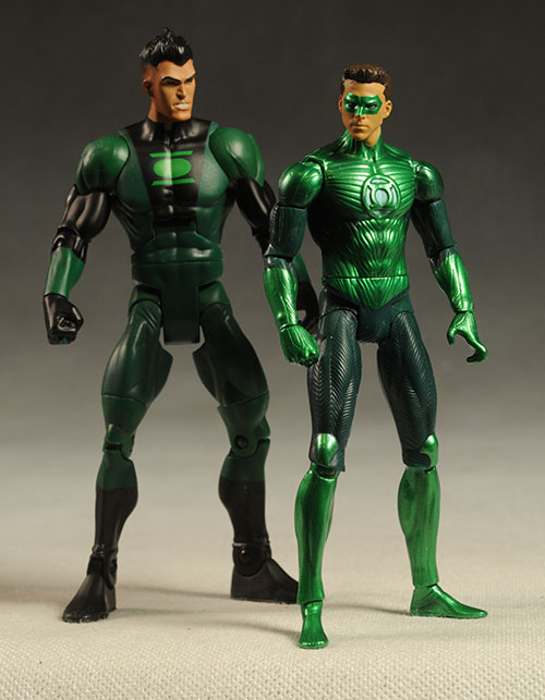 Green Lantern Movie Masters Hal Jordan action figure by Mattel