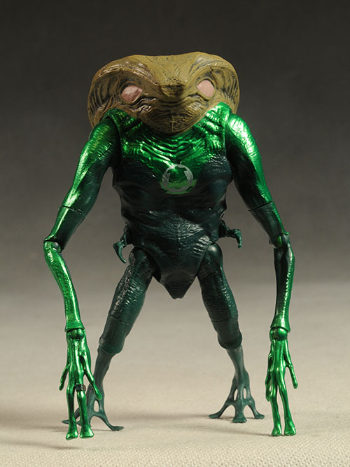 Green Lantern Movie Masters Rot Lop Fan action figure by Mattel