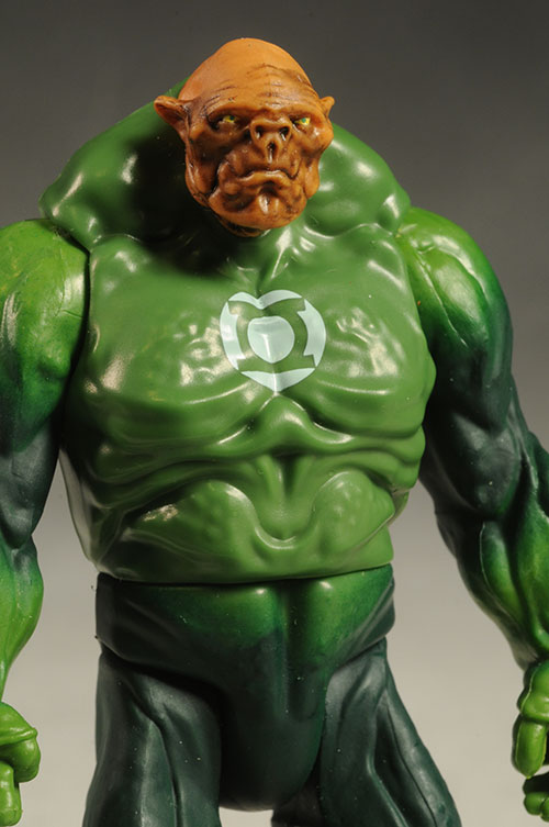 Green Lantern movie action figures by Mattel