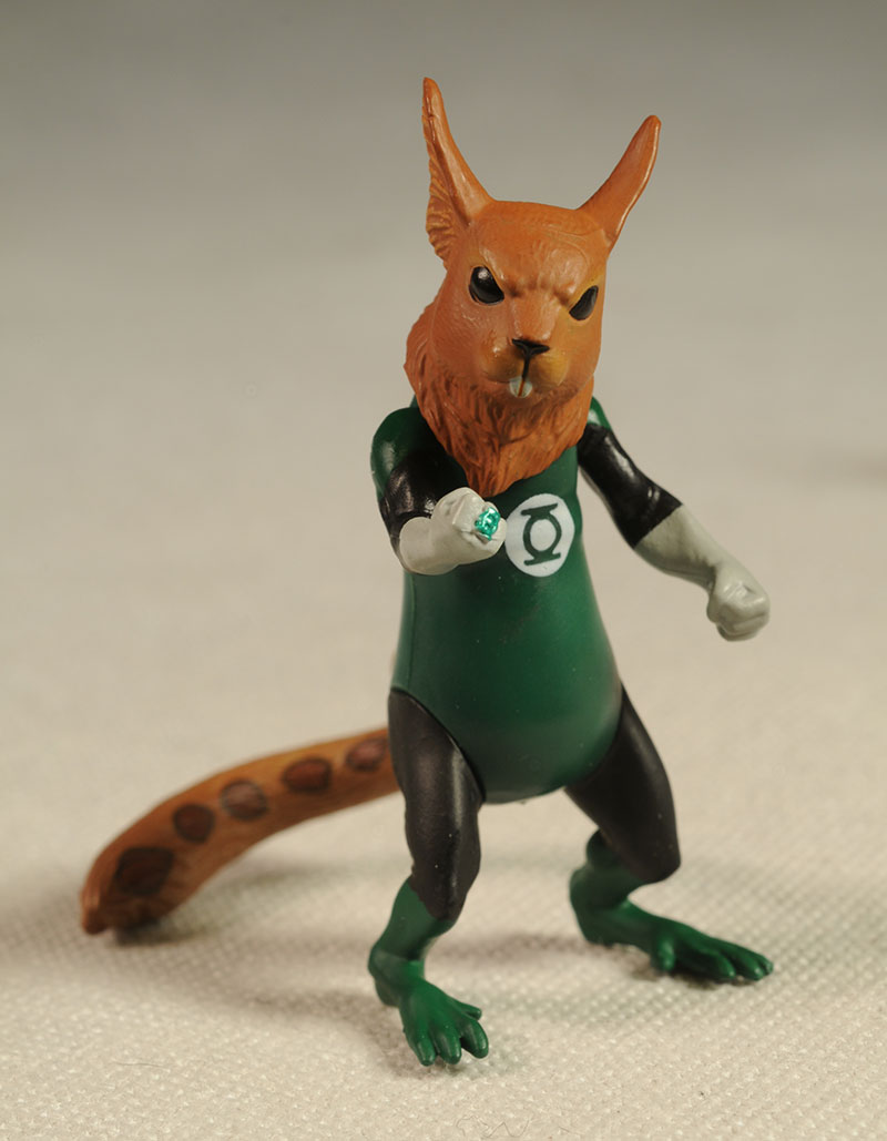 Green Lantern Wave 2 action figures by Mattel