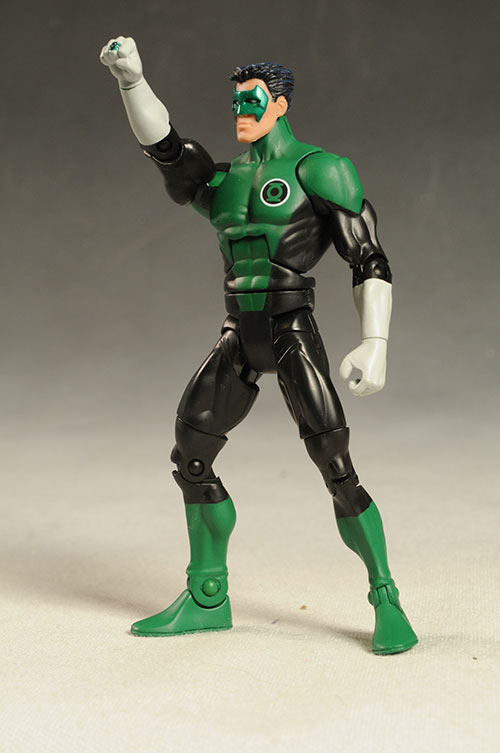 Green Lantern Kyle Raynor action figure by Mattel