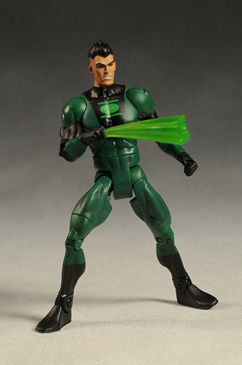 Green Lantern Wave 2 DCUC action figures by Mattel