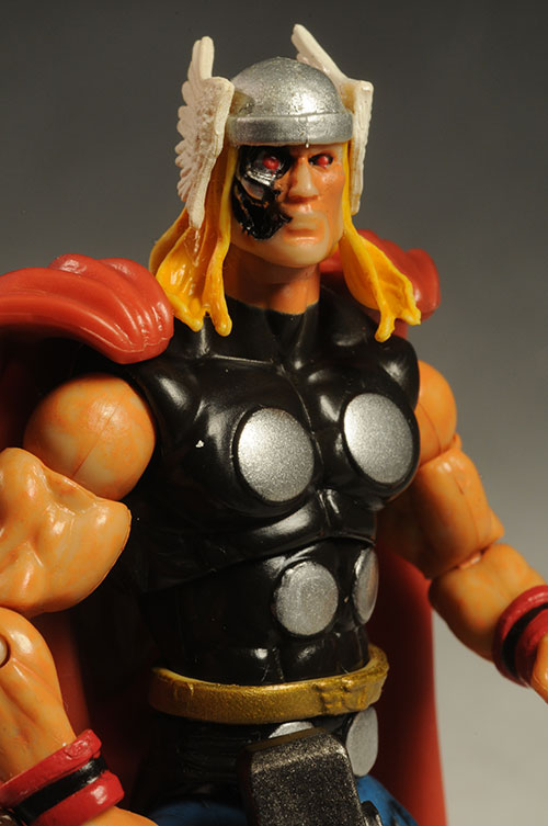 Goliath and Thor action figures by Hasbro