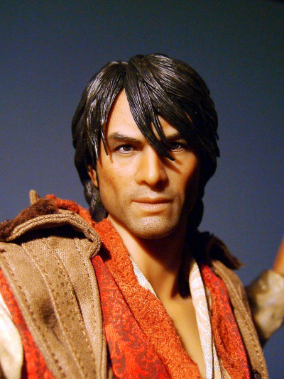Goemon Movie action figure by Hot Toys