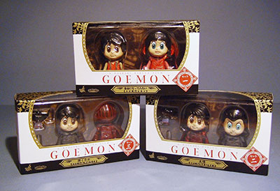 Goemon Cosbaby by Hot Toys
