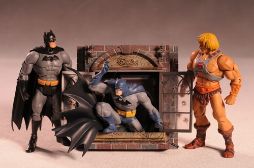 Gotham City Stories Batman statue by DC Direct