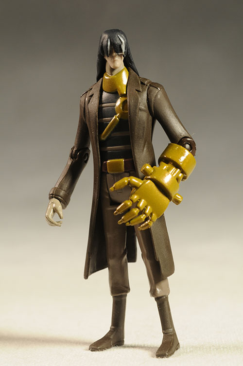Generator Rex action figures by Mattell