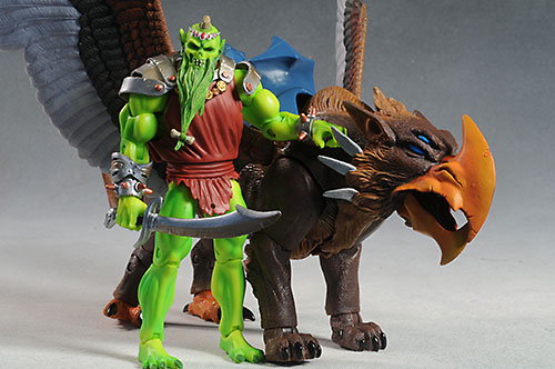 Griffin MOTUC Action Figure by Mattel