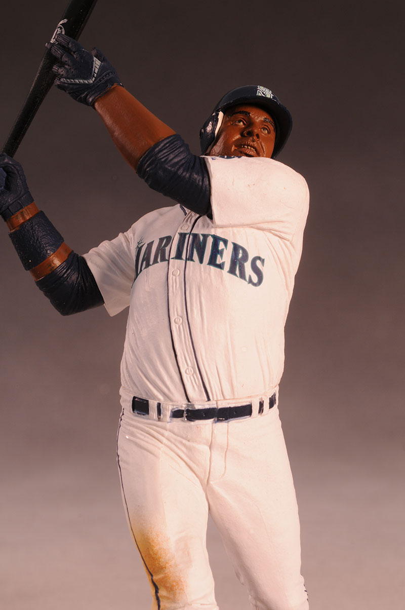 Ken Griffey Jr Mariners Clark Toys exclusive by McFarlane Toys