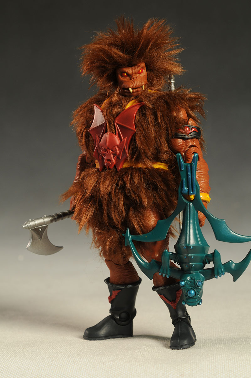 Grizzlor Masters of the Universe Classics MOTUC action figure by Mattel