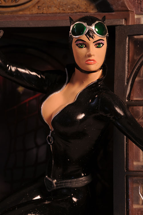 Catwoman Gotham City Stories statue by DC Direct