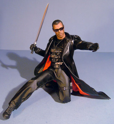 Blade Marvel sixth scale action figure by Hot Toys
