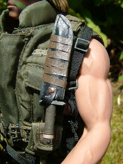 Billy Predator sixth scale action figures from Hot Toys