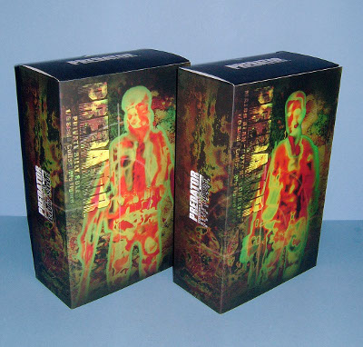 Dutch and Billy Sole Predator sixth scale action figures from Hot Toys