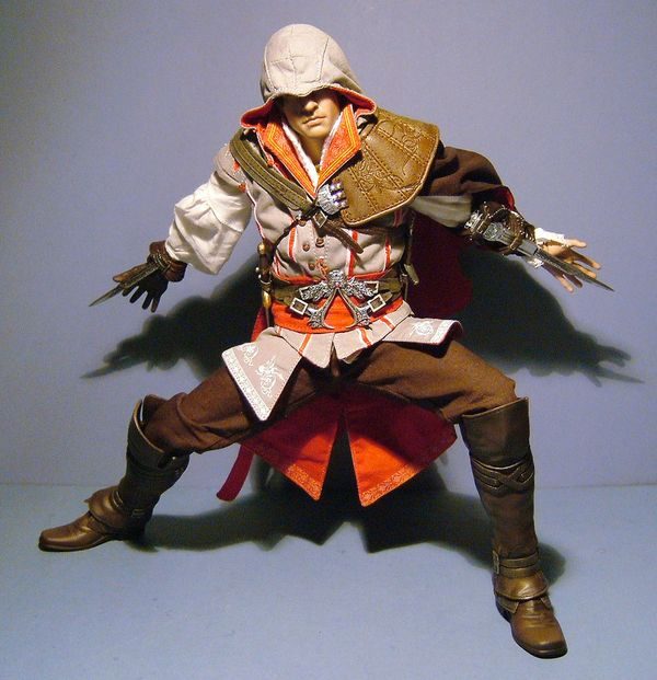Ezio Assassin S Creed Sixth Scale Figure Another Pop Culture
