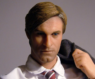 Dark Knight Two Face/Harvey Dent action figure from Hot Toys
